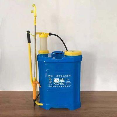 34959/农用手动手压式气压防疫消毒非电动手摇背负式喷雾器喷壶打药机