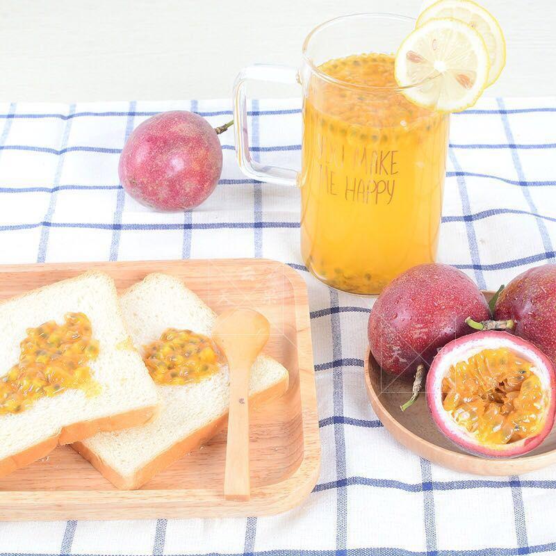 【送开果器】广西百香果大果5斤装2/3斤12个新鲜水果酸甜果大多汁_5
