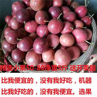 【送开果器】广西百香果大果5斤装2/3斤12个新鲜水果酸甜果大多汁【2月29日发完】