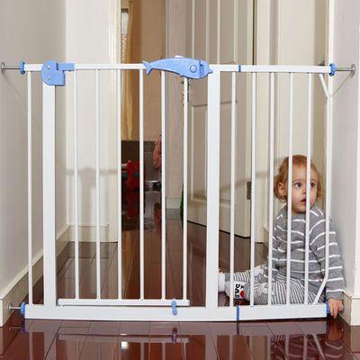 70026/婴儿童防护栏宝宝楼梯口安全门栏宠物狗狗围栏栅栏杆隔离门免打孔