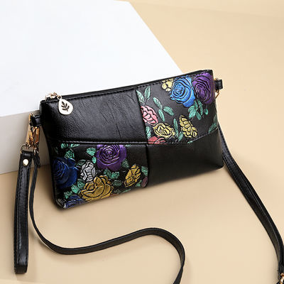 妈妈包2020新款小包包女中年百搭斜挎包老年人包奶奶包手机零钱包
