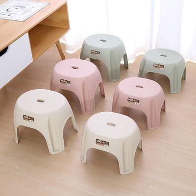 松木木小凳子家用成人矮凳小方凳矮换鞋凳客厅简约儿童木头凳