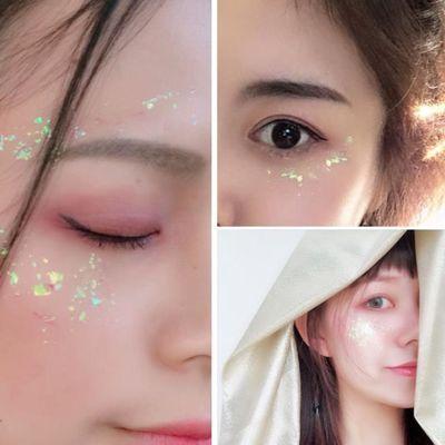 卡拉泡泡眼影套veu眼影装液体眼影ila单色眼影橘朵huabeauy眼影绿