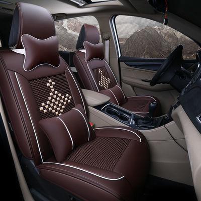 五菱宏光S宏光S3/S1宝骏730座套全包围七座专用四季7座皮汽车坐垫