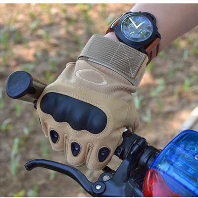 半指手套男特种兵军迷格斗战术手套户外运动健身骑行手套春夏秋冬