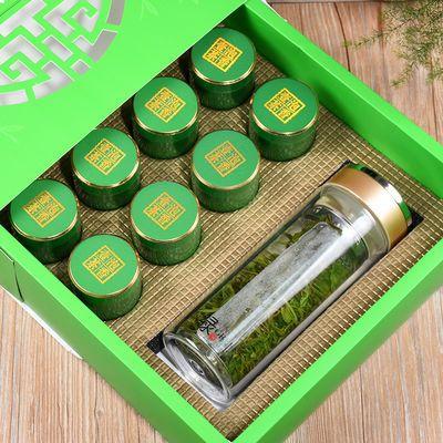 古人堂安溪铁观音乌龙茶清香型新茶罐装礼盒装茶叶共200g送玻璃杯