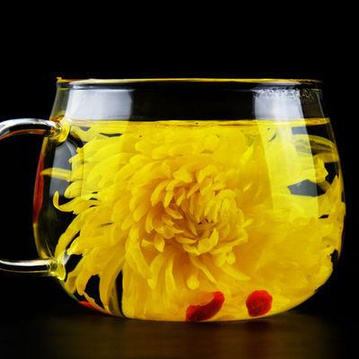【买2送杯】金丝皇菊菊花茶独立包装一朵一杯花草茶种植基地直销