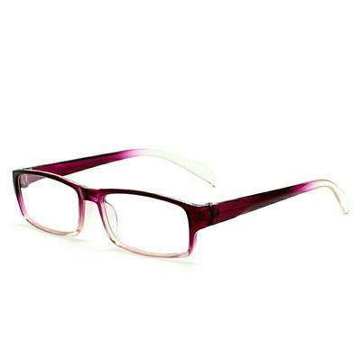 时尚超轻塑料框高清树脂片老花眼镜多种颜色可选