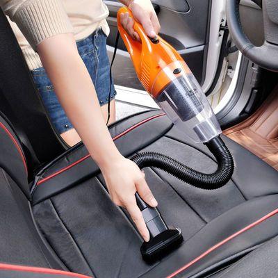 车载吸尘器汽车吸尘器强力 车内手持式吸力大功率干湿两用12V车用