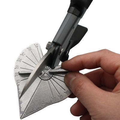 京选角度剪线槽剪刀45度90折边钳扣条木工电工剪刀扣条剪线条封边