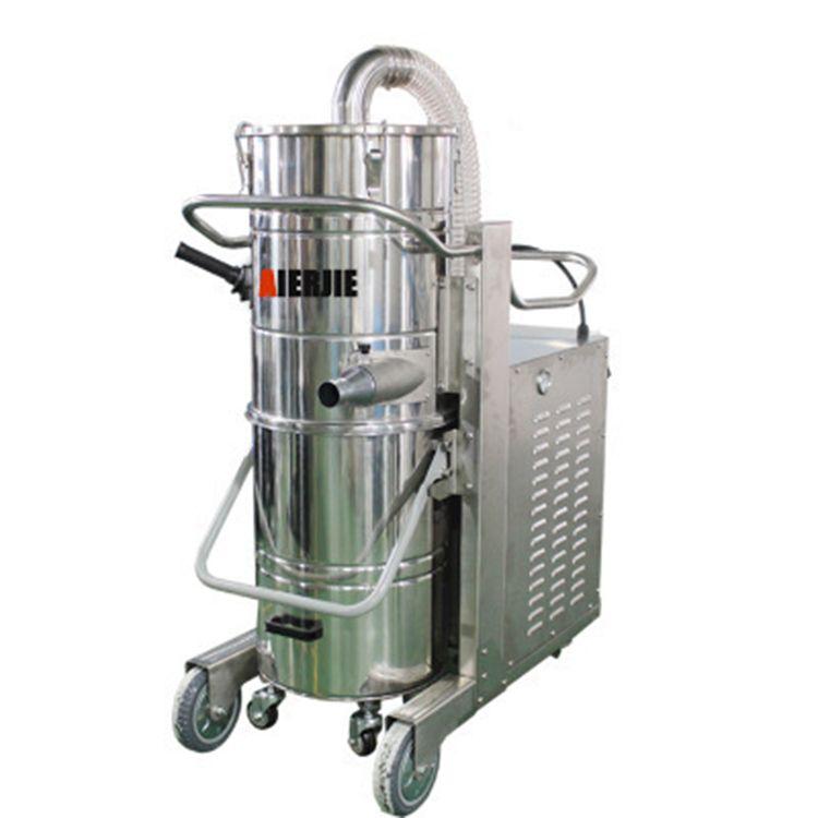 电动防爆工业吸尘器大功率不锈钢化工用强力吸尘粉尘防爆设备