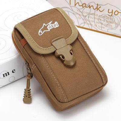 35965/男士手机包户外穿皮带手机腰包优质防水耐磨手机香烟零钱腰包