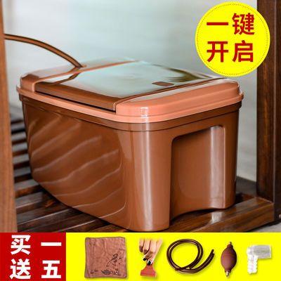 茶渣桶茶桶塑料废水桶功夫茶具配件茶台垃圾桶家用排水桶小茶水桶