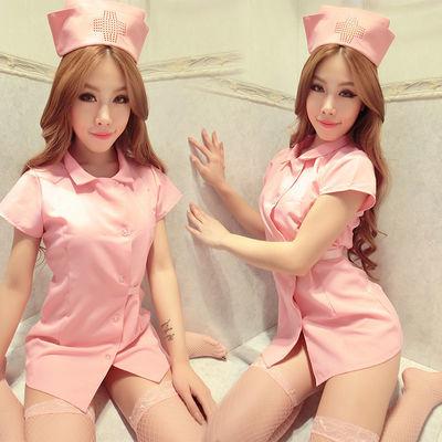 夜店性感丝袜护士空姐制服情调衣人午夜魅力火辣诱惑内衣套装透视
