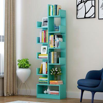 书架简易置物架简约办公室小书架书柜学生宿舍创意书架实用书架
