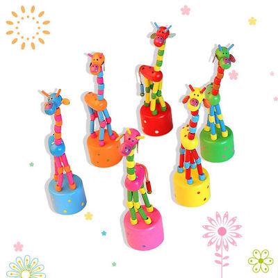 儿童创意益智长颈鹿跳舞解压地摊稀奇古怪小玩具批发好玩的礼物