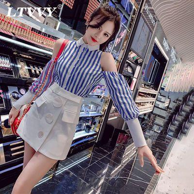 LTVVY白色短裙2020春装新款时尚气质高腰显瘦包臀气质半身裙女