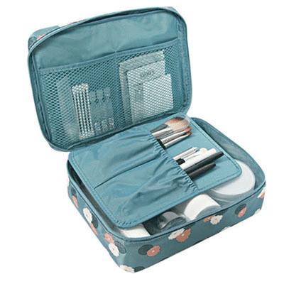 旅行洗漱包多功能大容量防水化妆包女便携出差旅游整理收纳包套装