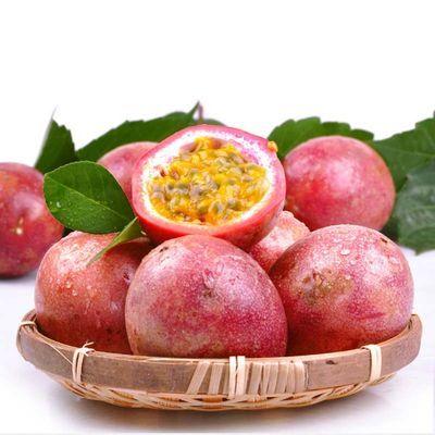 【送开果器】雉鲜生 广西百香果 新鲜水果  3斤装 整箱 精选大果