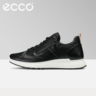 ECCO爱步春夏新品时尚休闲运动鞋男舒适轻盈户外低帮鞋适动836144