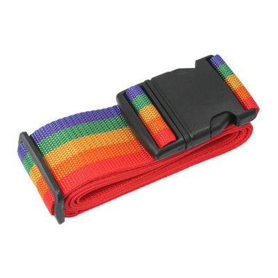 旅游用品旅行箱安全带 拉杆箱捆绑带 行李箱扎带一字行李打包带