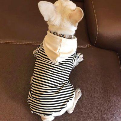 小狗狗衣服春装薄款夏装背心春夏宠物泰迪比熊博美幼犬小型犬猫咪
