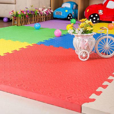 泡沫地垫拼接爬爬垫加厚家用婴儿爬行垫加厚拼图地垫卧室泡沫地垫