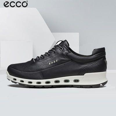 春夏季新款ECCO爱步男鞋842514休闲轻便运动鞋户外鞋透氧2代鞋子