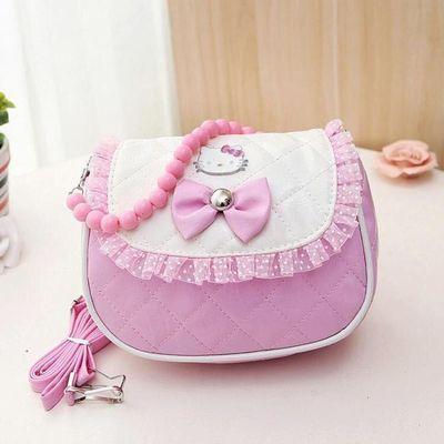 3到8岁幼儿可爱女童淑女公主儿童包包手提单肩斜挎包手拎包零钱包