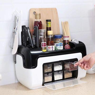 陶瓷调味瓶厨房家用醋壶酱油瓶小油壶调味罐辣椒罐盐油罐组合套装
