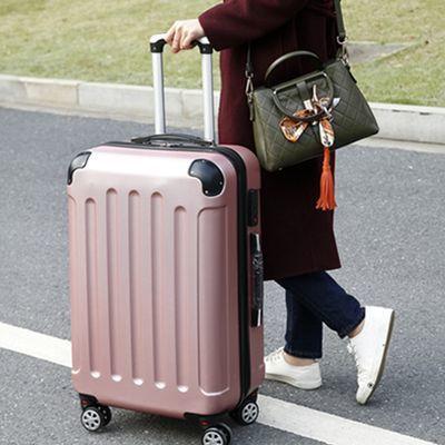 行李箱拉杆箱女旅行箱皮密码箱小学生书包20寸男1828寸包邮万向轮主图