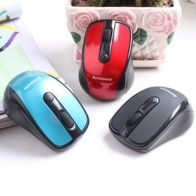 无线鼠标 笔记本台式电脑通用商务办公游戏USB家用联想华硕适用