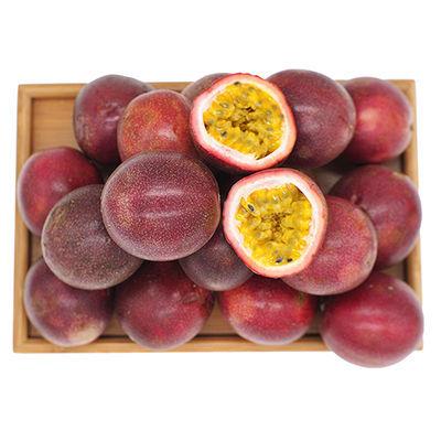 【送开果器】广西百香果精选5斤大红果 送礼首选 精挑细选30-35个