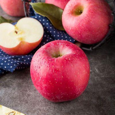 【立减5】山东精品红富士苹果5/3斤(单果70mm起)产地直发 泡沫箱