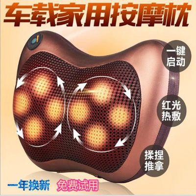 颈椎按摩器全身按摩枕颈椎枕头修复颈椎专用腰部颈部多功能按摩仪