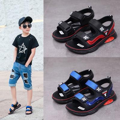 男童凉鞋2020夏季新款儿童童鞋韩版潮中大童学生男孩沙滩鞋子