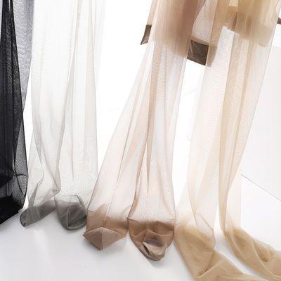 【5条装】【独立包装】包芯丝袜女防勾丝连裤袜子薄款美腿丝袜裤