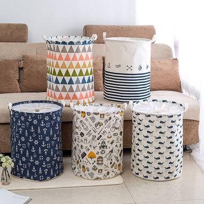 脏衣篓折叠洗澡篮手提塑料漏筐收纳小子箩漱桶竹框服大工编织物架