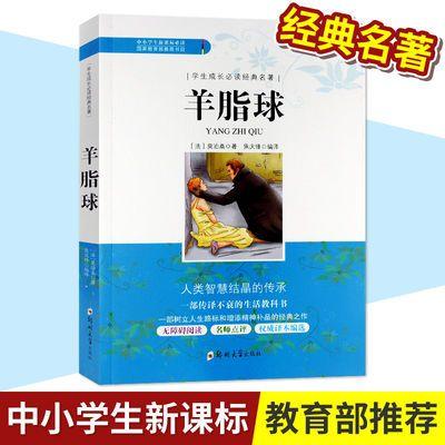 羊脂球【老师推荐】中小学生必读经典名著故事书暑假期课外图书籍