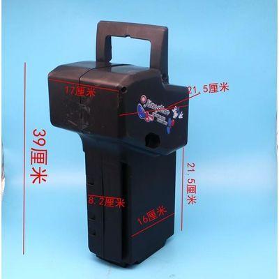 电动车48V12A电池电瓶盒电池盒摔不坏电瓶盒发现者加厚电瓶盒通用