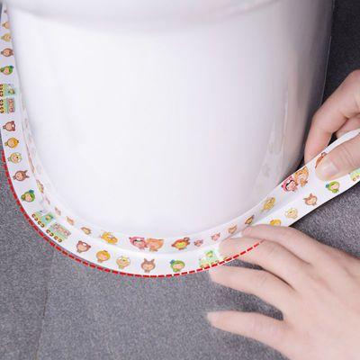 厨房防油防水防霉胶带水池水槽美缝贴条卫生间马桶贴纸墙角缝隙贴