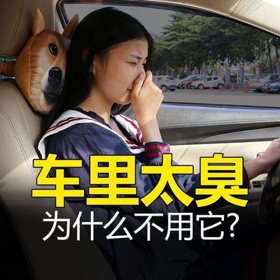 车内除臭除异味空气清新剂车用空调除臭神器汽车除甲醛去味消除剂