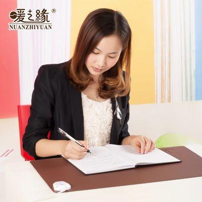 六档控温远红外碳晶电暖垫书写垫暖桌垫加热鼠标垫保暖桌垫宝办公