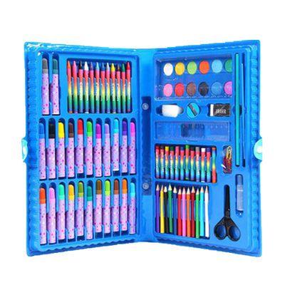 儿童水彩笔绘画套装礼盒画笔蜡笔铅笔幼儿园礼物小学生美术用品