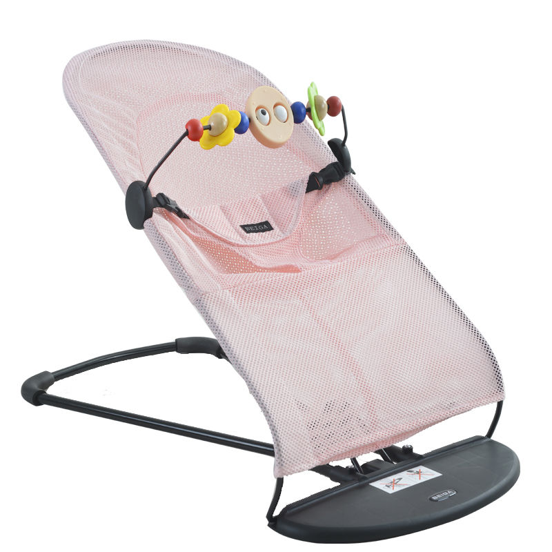 Baby shaker chair coaxes the sleeping baby with the god device baby cradle chair comforting recliner can fold the newborn shaker