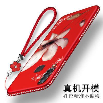 VIVOY3手机壳VIVOY5S保护套Y7S软硅胶水钻全包防摔vivZ3i磨砂女Y3