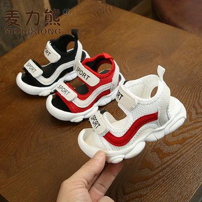 夏季凉鞋女新款1岁3婴儿童鞋软底6-12个月男宝宝学步鞋