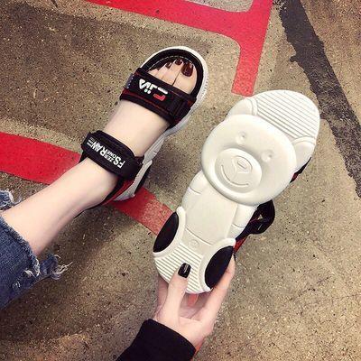 儿童中大童女孩凉鞋儿童沙滩鞋小女孩学生鞋子新款韩版夏季童鞋子