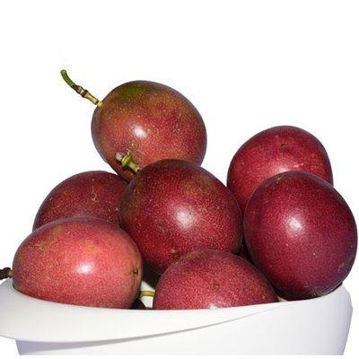广东百香果一级大果批发5斤10斤包邮现摘酸甜新鲜水果