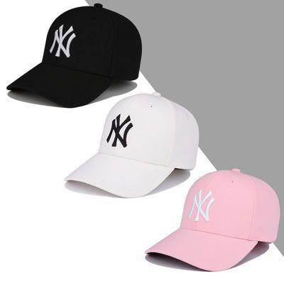 棒球帽子男女韩版潮学生百搭ny亲子儿童鸭舌帽夏季运动防晒遮阳帽